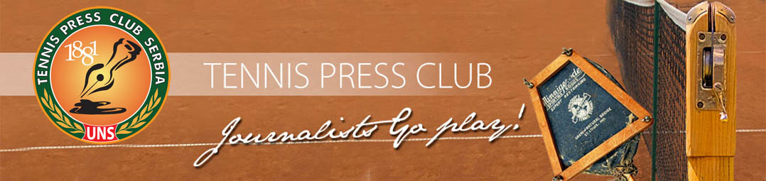 Tennis Press Club Serbia